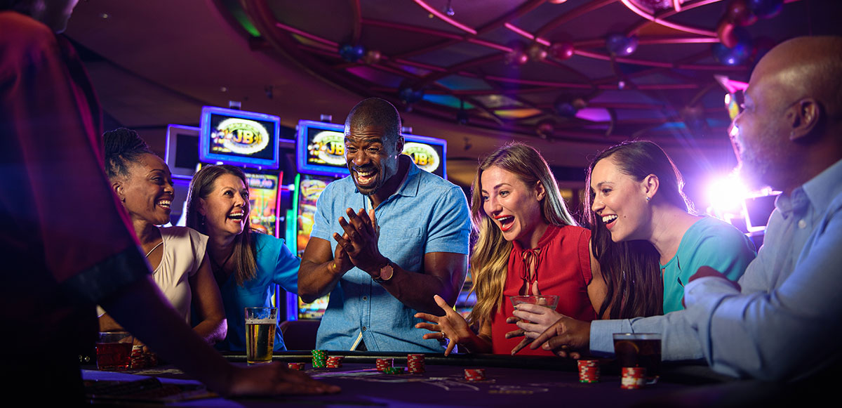Consider In Your Casino Skills However By means Stop Bettering